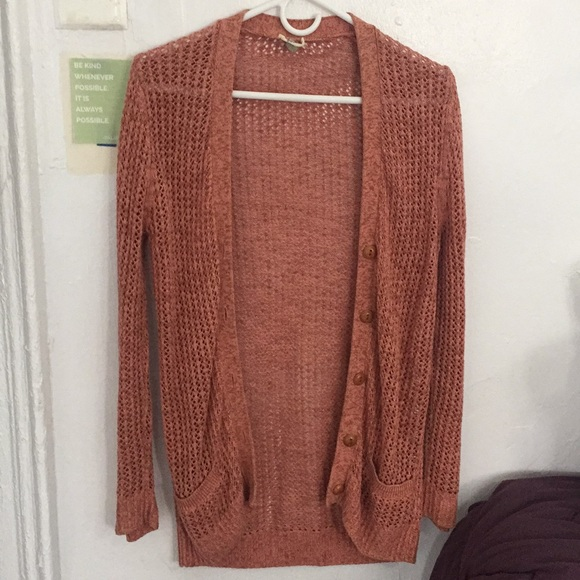 Fossil Sweaters - Summer cotton cardigan